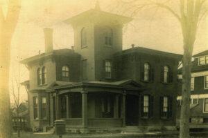 101 York Avenue, circa 1914