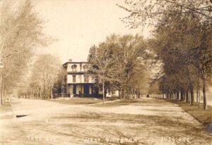 Parke House, RP