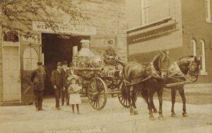 Firehouse 1907, RP