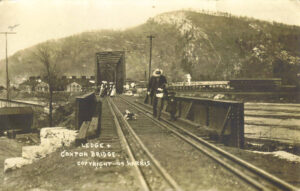 Coxton Bridge and Workers