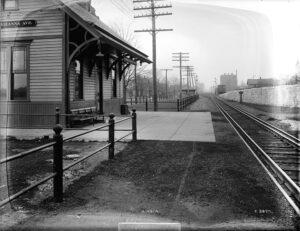 W Station, Susquehanna Avenue