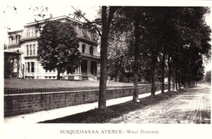 Ford Mansion - Susquehanna Avenue, West Pittston