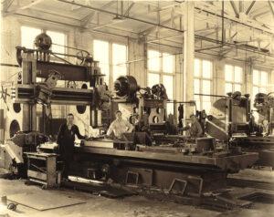 Vulcan Iron Works, Interior