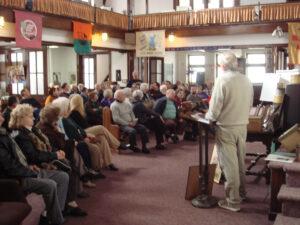 West Pittston Historical Society - Hitchner History