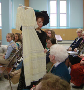 West Pittston Historical Society - Victorian Fashions