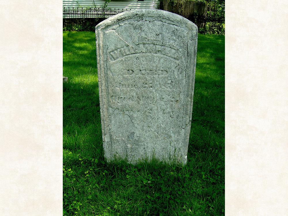 William Polen Gravestone