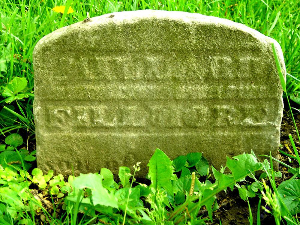 Millard Fillmore Smith Gravestone