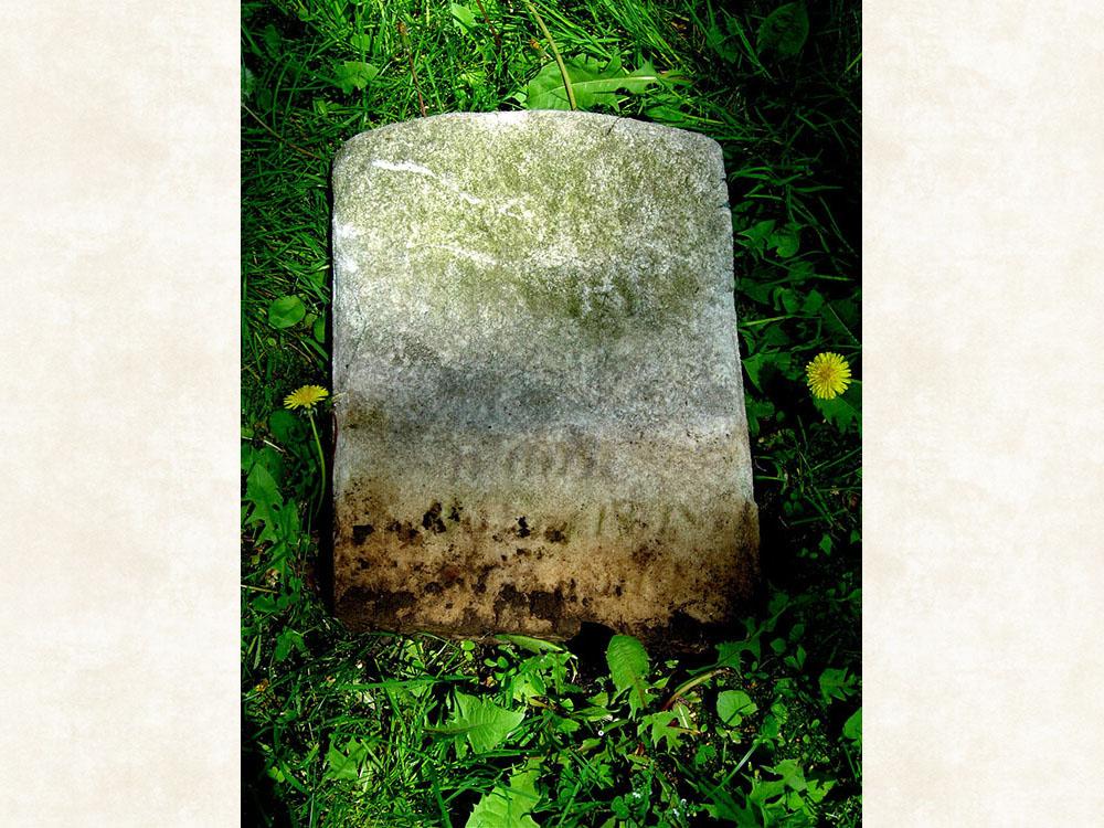 Henry Warner Wood Gravestone