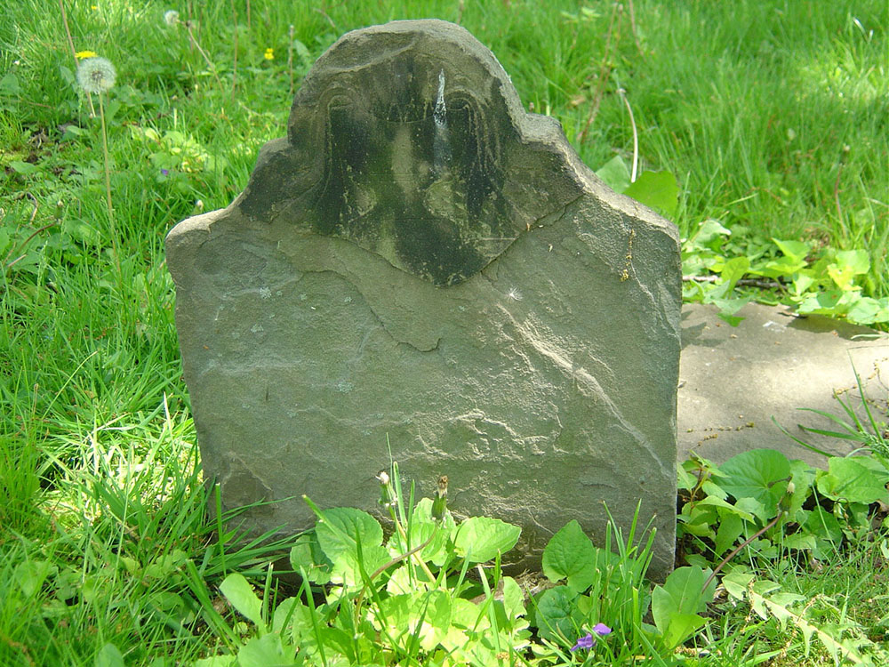 Elizabeth Jenkins Gravestone