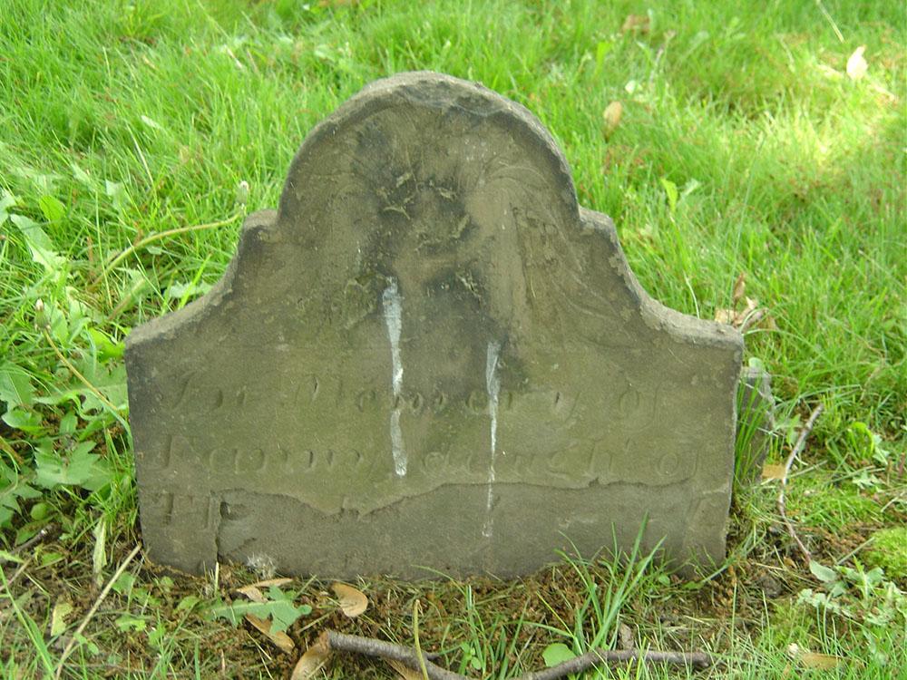 Fanny Larned Gravestone
