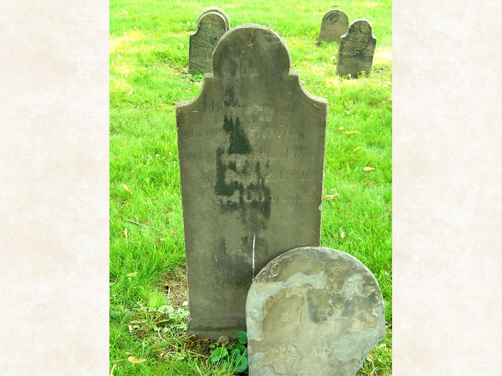 Lucy Gore Murphy Smith Gravestone
