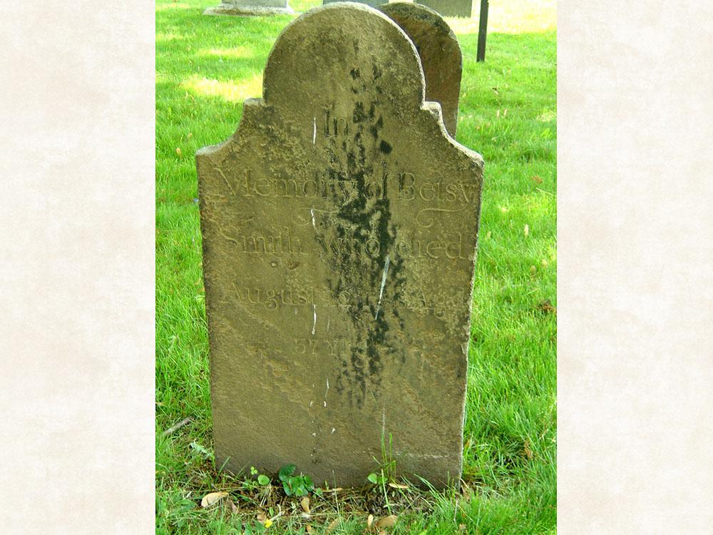 Betsy Smith Gravestone